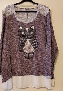 Avenue 30/32 Sweater Tunic